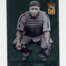 2001 Topps Baseball What Could Have Been #WCB1 Josh Gibson - Kansas City Monarchs
