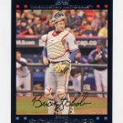 2007 Topps Pepsi Baseball #P192 Brian Schneider - Washington Nationals
