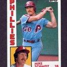 1984 Topps Baseball #700 Mike Schmidt - Philadelphia Phillies