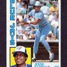 1984 Topps Baseball #488 Jesse Barfield - Toronto Blue Jays