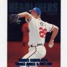 1997 Fleer Baseball Headliners #19 John Smoltz - Atlanta Braves
