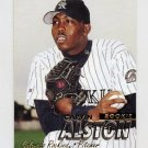 1997 Fleer Baseball #582 Garvin Alston - Colorado Rockies