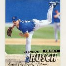 1997 Fleer Baseball #567 Glendon Rusch - Kansas City Royals