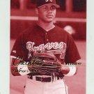 1997 Fleer Baseball #493 Andruw Jones CL - Atlanta Braves