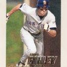 1997 Fleer Baseball #459 Steve Finley - San Diego Padres