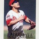 1997 Fleer Baseball #413 Gregg Jefferies - Philadelphia Phillies