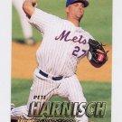 1997 Fleer Baseball #396 Pete Harnisch - New York Mets