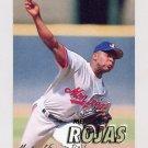 1997 Fleer Baseball #385 Mel Rojas - Montreal Expos