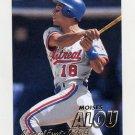 1997 Fleer Baseball #374 Moises Alou - Montreal Expos