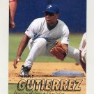 1997 Fleer Baseball #345 Ricky Gutierrez - Houston Astros