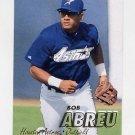 1997 Fleer Baseball #338 Bob Abreu - Houston Astros