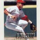 1997 Fleer Baseball #296 Barry Larkin - Cincinnati Reds