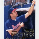 1997 Fleer Baseball #271 Mark Wohlers - Atlanta Braves