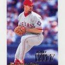 1997 Fleer Baseball #233 Bobby Witt - Texas Rangers