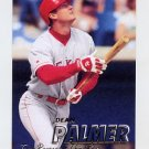 1997 Fleer Baseball #229 Dean Palmer - Texas Rangers