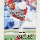1997 Fleer Baseball #223 Kevin Gross - Texas Rangers