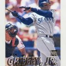 1997 Fleer Baseball #206 Ken Griffey Jr. - Seattle Mariners