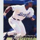 1997 Fleer Baseball #121 Bip Roberts - Kansas City Royals