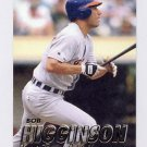 1997 Fleer Baseball #099 Bob Higginson - Detroit Tigers