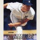 1997 Fleer Baseball #097 John Cummings - Detroit Tigers