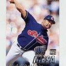 1997 Fleer Baseball #083 Jose Mesa - Cleveland Indians