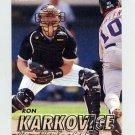1997 Fleer Baseball #063 Ron Karkovice - Chicago White Sox