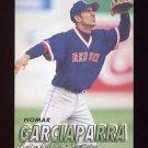 1997 Fleer Baseball #022 Nomar Garciaparra - Boston Red Sox