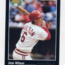 1993 Pinnacle Baseball #255 Dan Wilson - Cincinnati Reds