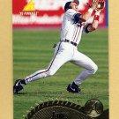 1995 Pinnacle Baseball #111 Chipper Jones - Atlanta Braves