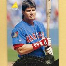 1995 Pinnacle Baseball #049 Jose Canseco - Texas Rangers
