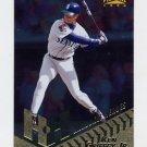 1996 Pinnacle FOIL Baseball #255 Ken Griffey Jr. HH - Seattle Mariners