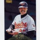 1996 Pinnacle FOIL Baseball #250 Rafael Palmeiro - Baltimore Orioles