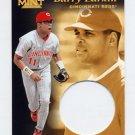 1997 Pinnacle Mint Baseball #27 Barry Larkin - Cincinnati Reds