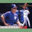 1997 Pinnacle X-Press Baseball #069 Wade Boggs - New York Yankees