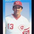 1987 Fleer Baseball #196 Dave Concepcion - Cincinnati Reds