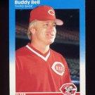 1987 Fleer Baseball #193 Buddy Bell - Cincinnati Reds