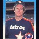 1987 Fleer Baseball #068 Mike Scott - Houston Astros