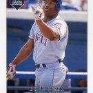 1995 Upper Deck Electric Diamond Baseball #020 Bo Jackson - California Angels