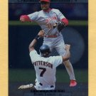 1995 Upper Deck Special Edition Baseball #163 Barry Larkin - Cincinnati Reds