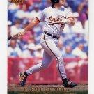 1995 Upper Deck Baseball #366 Rafael Palmeiro - Baltimore Orioles
