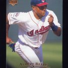 1995 Upper Deck Baseball #340 Albert Belle - Cleveland Indians