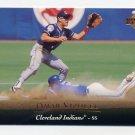 1995 Upper Deck Baseball #338 Omar Vizquel - Cleveland Indians