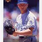 1995 Upper Deck Baseball #178 David Cone - Kansas City Royals
