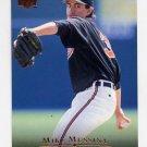 1995 Upper Deck Baseball #130 Mike Mussina - Baltimore Orioles