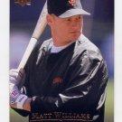 1995 Upper Deck Baseball #085 Matt Williams - San Francisco Giants