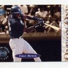 1995 Upper Deck Minors Michael Jordan One on One Baseball #08 Michael Jordan - Chicago White Sox
