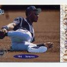 1995 Upper Deck Minors Michael Jordan One on One Baseball #06 Michael Jordan - Chicago White Sox
