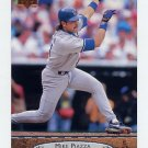 1996 Upper Deck Baseball #360 Mike Piazza - Los Angeles Dodgers