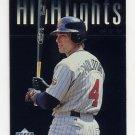 1997 Upper Deck Baseball #222 Paul Molitor SH CL - Minnesota Twins