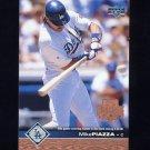 1997 Upper Deck Baseball #095 Mike Piazza - Los Angeles Dodgers